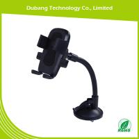 Gooseneck Car Mount Phone Holder , Car Windshield Mount Holder Manufactures