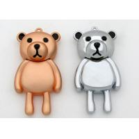 Fashional Internet Celebrity Bear Style USB Memory Stick Device 32GB 64GB Full Capacity Manufactures