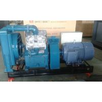 Large silent cast iron piston type air compressor for mining VF 9/7  9m³  7 bar  95HP Manufactures