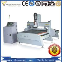 Buy cheap High precision cnc router wood carving&cutting machine ATC cnc router for furniture. TM1325C. THREECNC from wholesalers