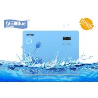 Reverse Osmosis Water Filter Machine , 75GPD RO Unit For Drinking Water Manufactures