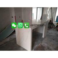 Foshan Weimeisi Derco High quality white quartz countertops kitchen table Manufactures
