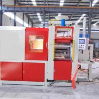 China foundry machinery supplier , Foundry flaskless auto sand molding line , Auto sand moulding machine Manufactures