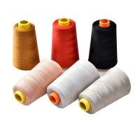 Olyester Sewing Embroidery Thread , 120D/2 TBR Bonded Sewing Thread Manufactures