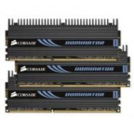 Corsair Dominator 6 GB PC3-12800 1600MHz Triple Channel Core i7 DDR3 Manufactures