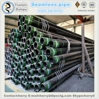 Buy cheap Tianjin Dalipu OIL tubing pipe octg pipe steamroller steel pipe suppliers DALIPU from wholesalers