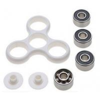 Industrial Machined Plastic Parts , Roller Pulley Prototype Custom Plastic Parts Manufactures