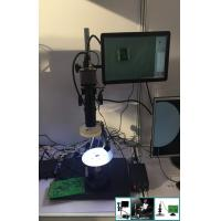 China Screen Menu Laboratory Microscope Camera Direct Connect To Monitor on sale