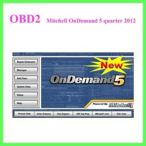 Mitchell OnDemand 5 quarter 2012 Manufactures