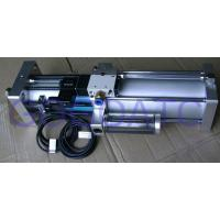 China Linear Cylinder Actuators Pneumatic Compact Air Cylinders For Gas Oxygen Liquid Diesel on sale