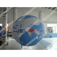 Quality Bespoke Durable helium giant inflatable balloon, 0.18mm PVC Advertising Helium for sale
