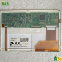 Industrial LG LCD Panel LB070WV1-TD07 7.0 Inch 800×480 Resolution Frequency 60Hz Manufactures