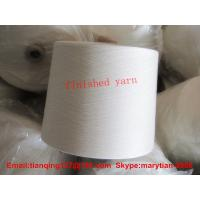 Ne 60s/1 100% polyester virgin spun polyester yarn for weaving Manufactures