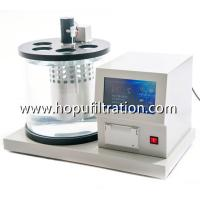 China Oil  Kinematic Viscosity Tester,Petroleum Products Viscometer on sale