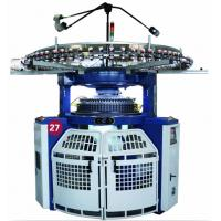Anti Dust Double Jersey Circular Knitting Machine , Terry Towel Knitting Machine Manufactures
