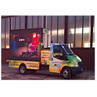 China 10mm Mobile Truck Mounted LED Display Screen , LED Video Display on sale