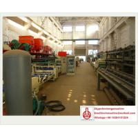 Sandwich Panel Construction Material Making Machinery 1.5m * 18m Outline Manufactures