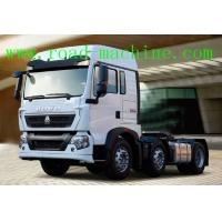 EURO II/III  WHITE BLACK Heavy Duty Trucking 5 Tons To 50 Tons Manufactures