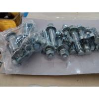 sill Fixings for door operator and landing door elevator parts with bolts nuts Manufactures