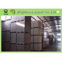 CCNB Coated Board Paper Grey Back For Making Boxes Good Stiffness Manufactures
