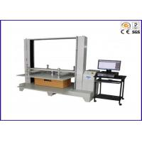 Carton Compression Tester 10KN  20KN  50KN , Servo Control Compression Testing Machine Manufactures