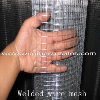 China 3x3 Galvanized welded wire mesh hot sales on sale
