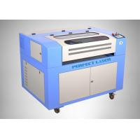 Small Desktop CO2 Laser Cutting Machine , 600 x 400mm Co2 Laser Cutter For Home DIY Manufactures