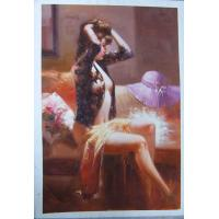 impression oil painting (YXRW04) Manufactures