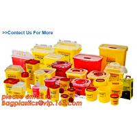 Buy cheap BIOHAZARD SHARP CONTAINERS, STORAGE BOX, CRATES, PET FOOD BOWL, DUSTBINS, from wholesalers