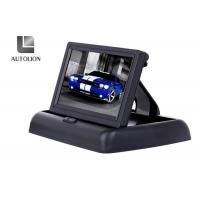 Rearview 4.3 TFT  Car LCD Monitor Mini TV Stand Alone , DC 12V Power Supply Manufactures