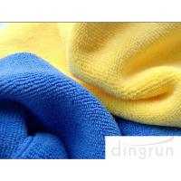 China Multi Color Water Absorbent Towels Microfiber Car Cleaning Cloth Non Slip on sale