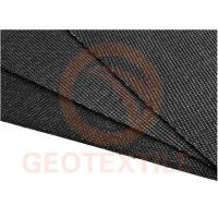 50Kn 100m Reinforcement Geotextile Fabric High Strength ISO9001 Certificated Manufactures