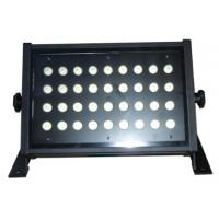 High Power LED Stage Flood Lights  36 * 3w RGB / RGBW LED Wall Washer Manufactures