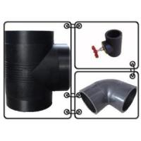 HDPE Gas Fittings for Water/Gas Supplying System (DIN20-1200MM SDR11 SDR17) Manufactures