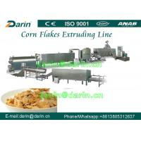 China High automation Corn Flakes Processing Line with 12 months Warranty on sale
