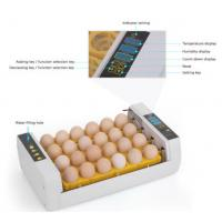 Industrial Auto 96 Egg Incubator Easy Cleaning With Electronic Thermostat Manufactures