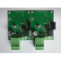 2 Layer Quick Turn PCB Assembly FR4 Green Solder mask with Plug -in terminal Manufactures