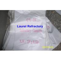 High Strength Unshaped Refractory Castable Wear Resistant For Furnace Manufactures