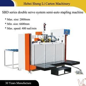 Corrugated Box Flexo Printing Machine Equipment With Automatic Feeder
