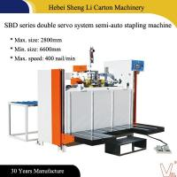 Quality Corrugated Box Flexo Printing Machine Equipment With Automatic Feeder for sale