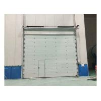 China Customized Door Opening Size Industrial Roller Shutter Doors For Easy Installation on sale