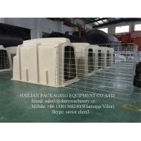 Buy cheap Poly Ethylene Calf Cubicles For Dairy Farm Cow With 30 Years Using Life from wholesalers