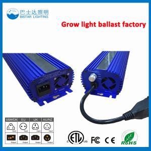 grow light ballast Electronic ballast for UV lamp hps lamp Manufactures
