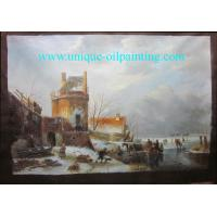 China oil painting, oil painting reproduction, landscape oil painting on sale