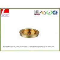 Sandblasting And Nickel Plating Copper Cnc Turning Brass Machined Components Manufactures