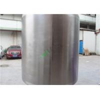 Drinking Industry RO Water Storage Tank  Filter Housing Agitator Mixing Tank Manufactures