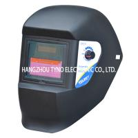 China Auto Darkening Welding Helmet Solor Powered on sale