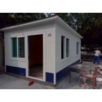China Steel Frame Premade Container Homes Movable With Steel Door 100Kg / M2 Snow Load on sale