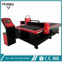 CNC Plasma Cutting Machine LGK 200A Power Source Type For Steel / Carbon Steel Manufactures