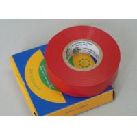 Adhesion Automotive Electrical PVC Tape High Temperature Insulation Tapes Manufactures